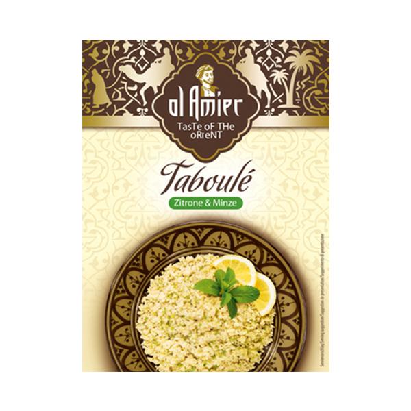 Cuscus taboule (mix salata) Al Amier - 185 g