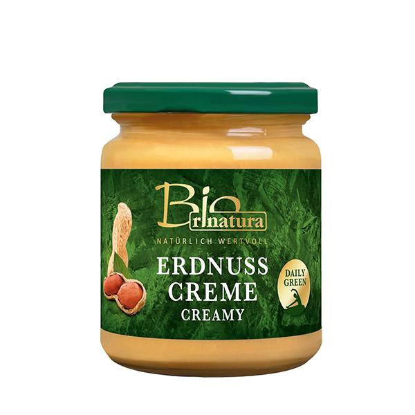 Crema (unt) arahide (fara gluten) BIO Rinatura - 250 g