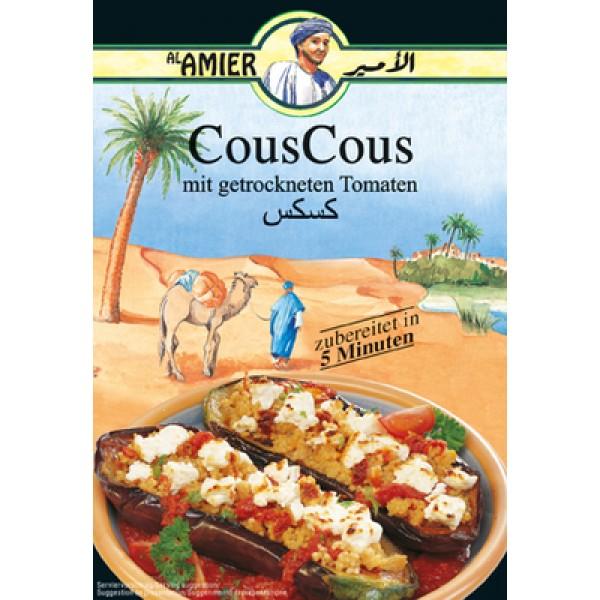 Cuscus cu rosii uscate Al Amier - 200 g