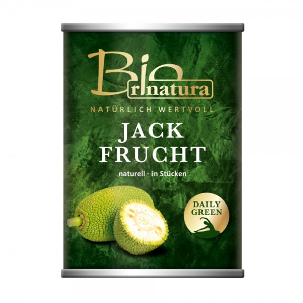 Jackfruit fara gluten (conserva) BIO Rinatura - 430 g