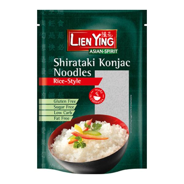 Orez Shirataki Konjac Lien Ying - 270 g