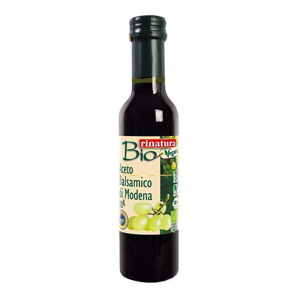 Otet balsamic (fara gluten) BIO Rinatura - 250 ml