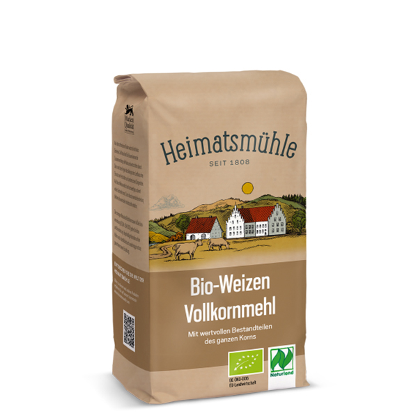 Faina integrala grau Germania BIO - 1 kg