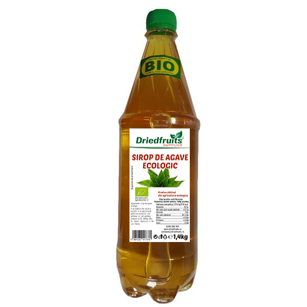 Sirop agave BIO Driedfruits - 1.4 kg
