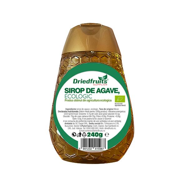 Sirop agave BIO Driedfruits - 240 g
