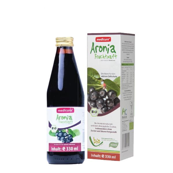 Suc Aronia BIO - 330 ml