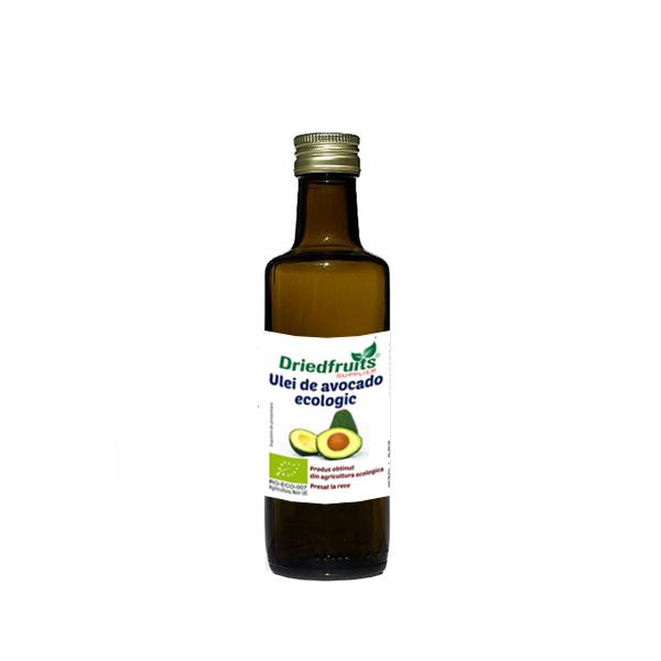 Ulei avocado alimentar BIO - 100 ml