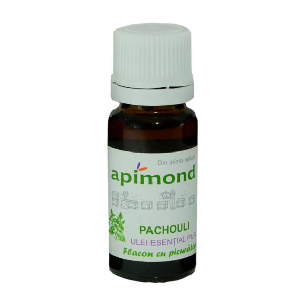 Ulei esential de patchouli BIO Apimond - 10 ml
