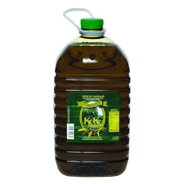 Ulei masline conventional virgin Creta (Grecia) - 5 litri