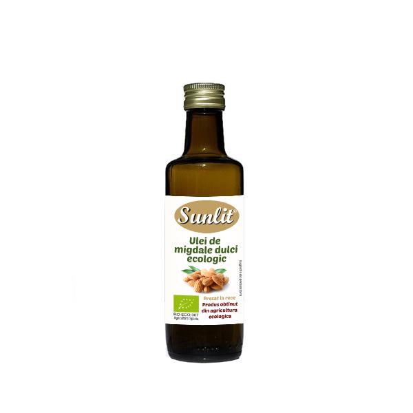 Ulei migdale dulci cosmetic BIO Driedfruits - 100 ml