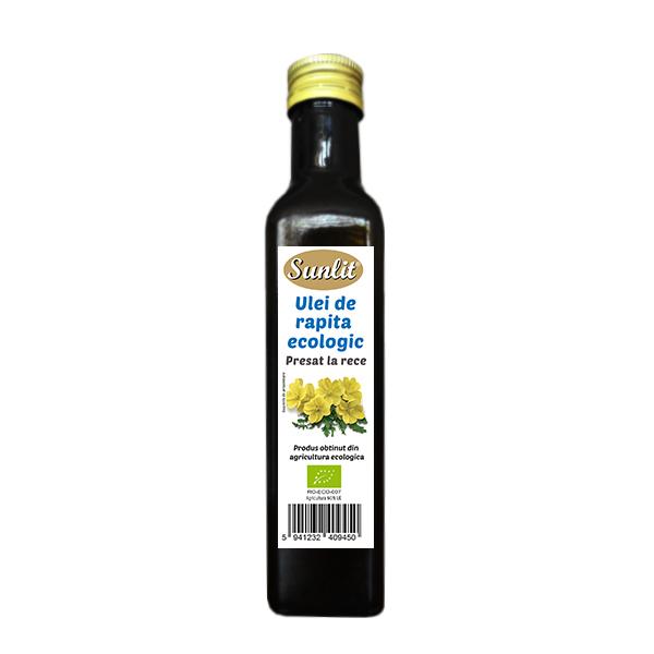 Ulei rapita cosmetic BIO - 250 ml