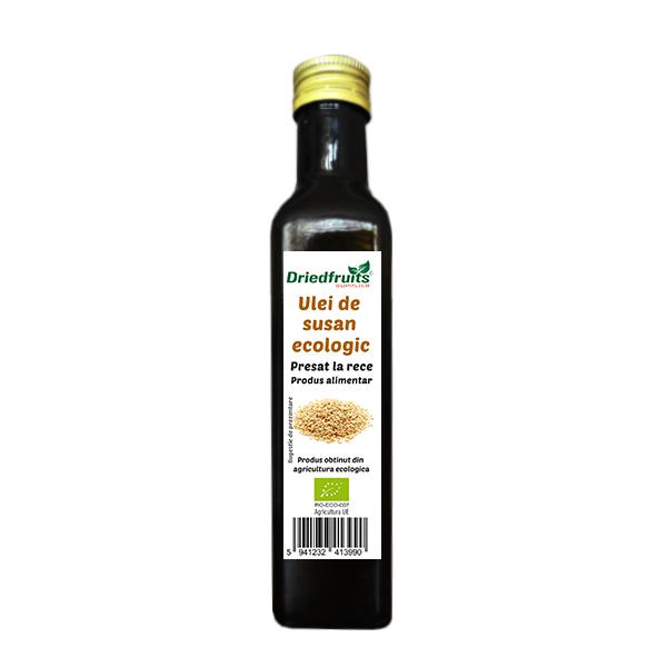 Ulei susan alimentar BIO - 250 ml