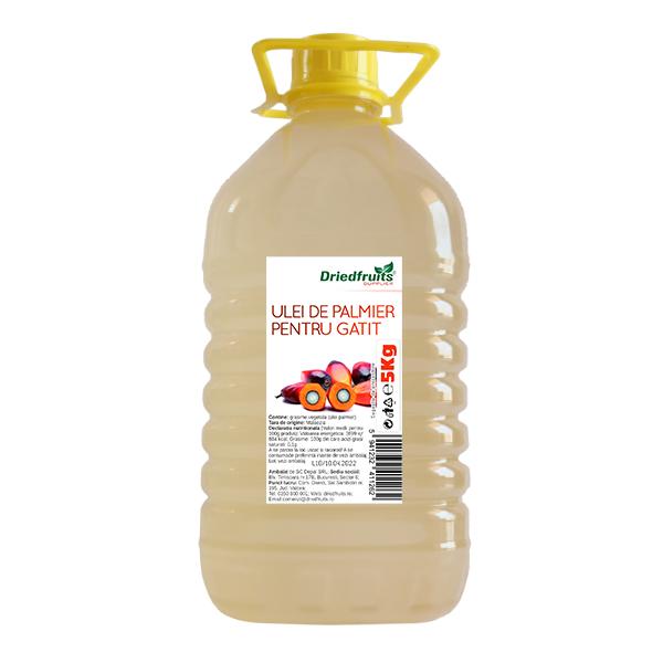 Ulei palmier pentru gatit Driedfruits - 5 kg