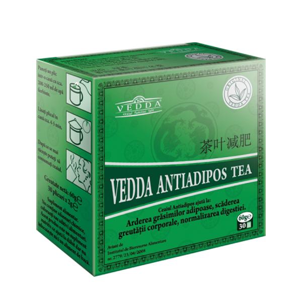 Ceai Antiadipos (30 plicuri) VEDDA - 60 g