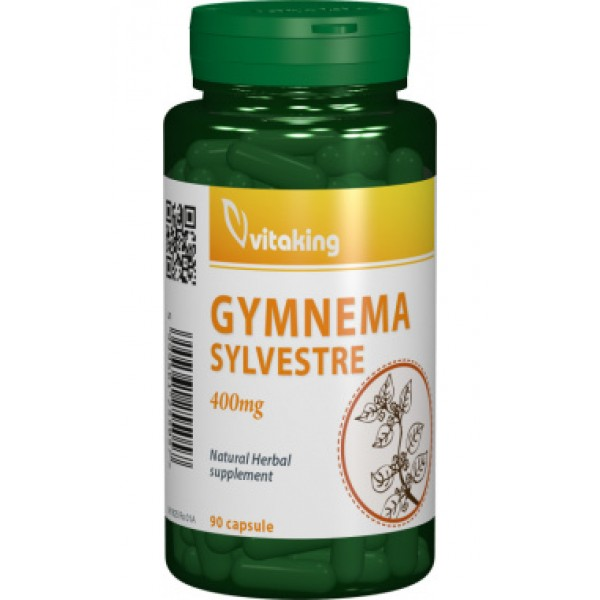 Gymnema sylvestre 400 mg VITAKING - 90 comprimate