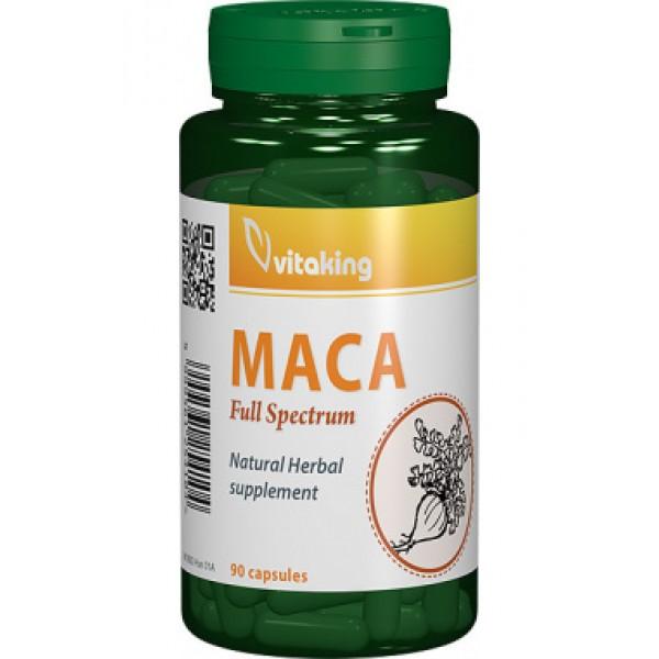 Maca 500 mg Vitaking - 90 capsule