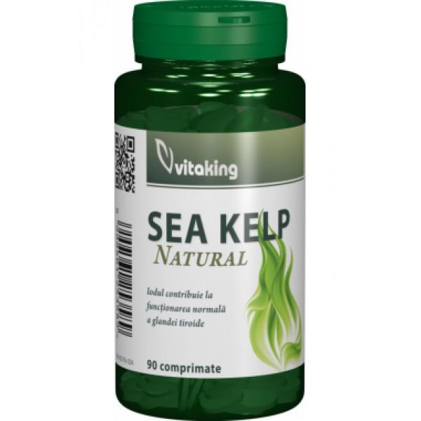Sea Kelp (alga marina) VITAKING - 90 comprimate