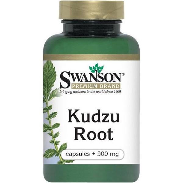 Radacina Kudzu 500 mg SWANSON - 60 capsule