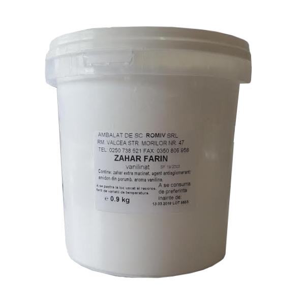 Zahar farin vanilinat - 900 g