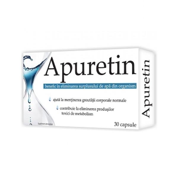 Apuretin Zdrovit - 30 capsule