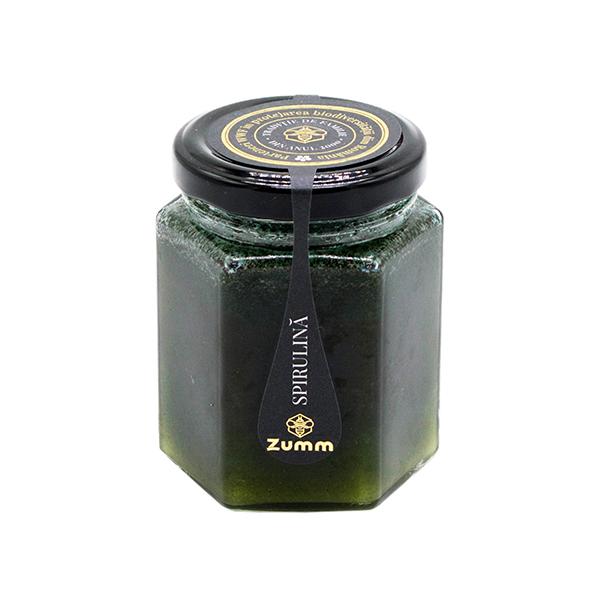 Miere cu spirulina Zumm Miere - 250 g