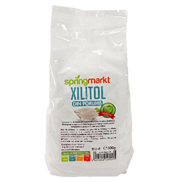 Xylitol (din porumb) Springmarkt - 500 g