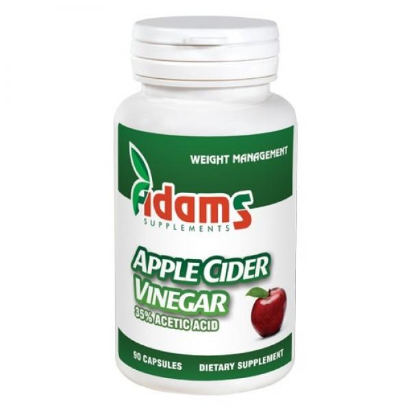 Apple cider vinegar Adams Supplements - 90 capsule