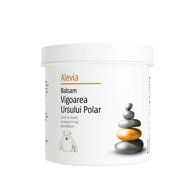 Balsam vigoarea Ursului Polar Alevia - 250 g imagine produs 2021 Alevia