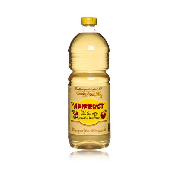 Otet din mere si miere Apifruct - 950 ml imagine produs 2021 Apidermin