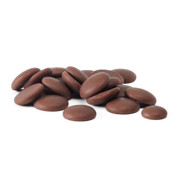 Ciocolata cu lapte belgiana (banuti) - 250 g imagine produs 2021