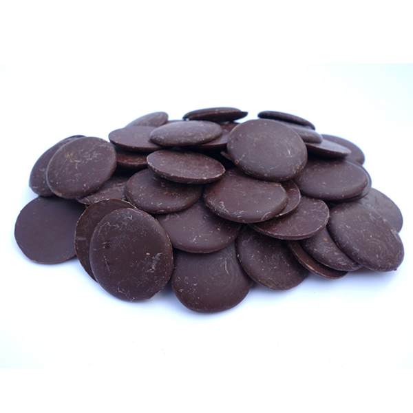 Ciocolata neagra belgiana (banuti) - 250 g imagine produs 2021 Probios