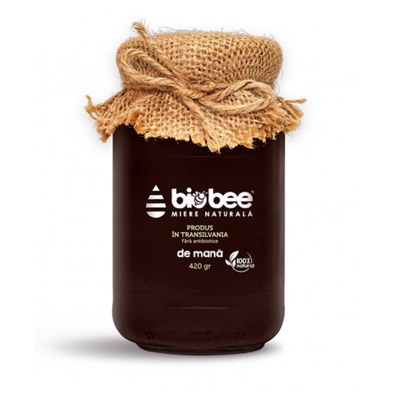 Miere de mana BioBee - 420 g imagine produs 2021 BioBee