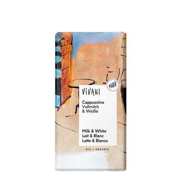 Ciocolata cappuccino (tableta) BIO Vivani - 100 g imagine produs 2021 Horst Bode
