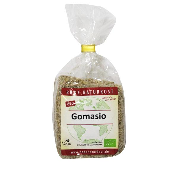 Gomasio BIO - 125 g imagine produs 2021 Horst Bode
