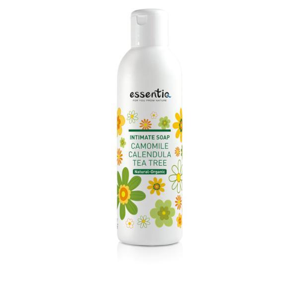 Sapun intim cu musetel, galbenele & tea tree BIO Essentiq - 200 ml imagine produs 2021 Essentiq