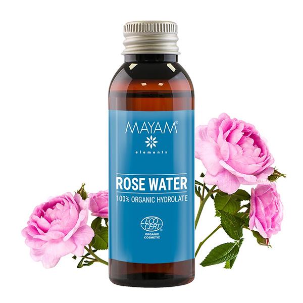 Apa de Trandafiri de Damasc BIO Mayam - 50 ml imagine produs 2021 Elemental