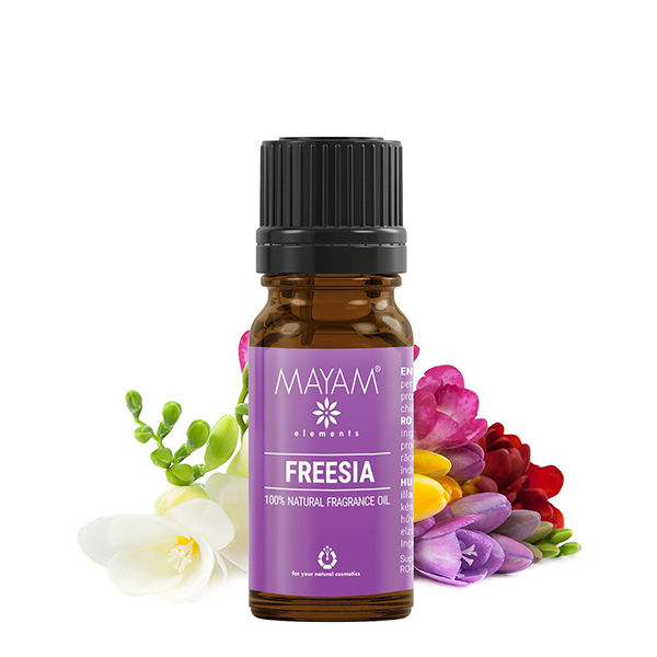 Parfumant natural frezii Mayam - 10 ml imagine produs 2021 Elemental