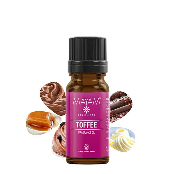 Parfumant toffee Mayam - 10 ml imagine produs 2021 Elemental