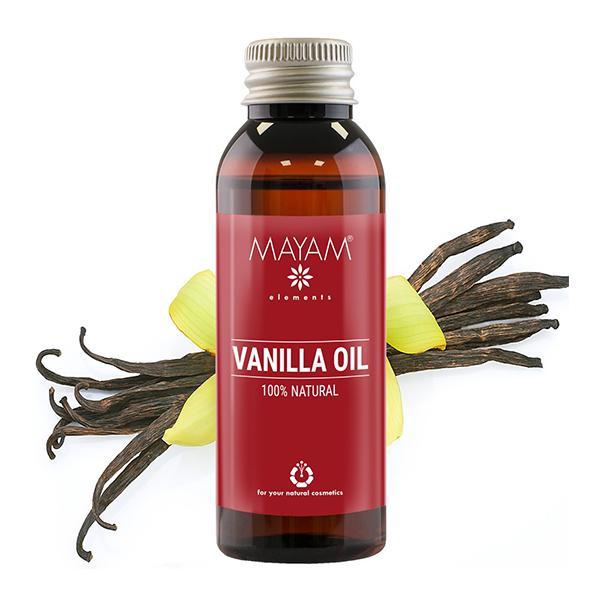 Ulei de vanilie Mayam - 50 ml imagine produs 2021 Elemental