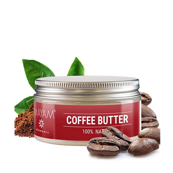 Unt de cafea Mayam - 100 ml imagine produs 2021 Elemental