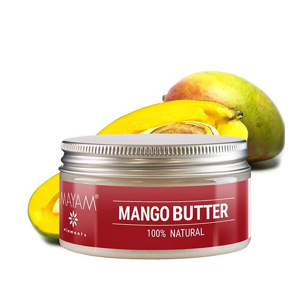 Unt de mango Mayam - 100 ml imagine produs 2021 Elemental