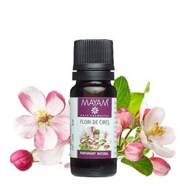 Parfumant natural flori de cires Mayam - 10 ml imagine produs 2021 Elemental