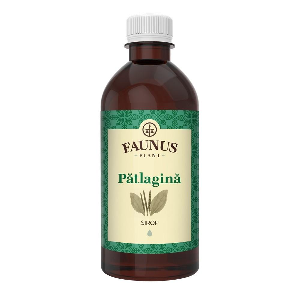 Sirop patlagina Faunus Plant - 200 ml imagine produs 2021 Faunus Plant