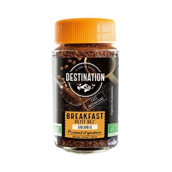 Cafea liofilizata Breakfast BIO Destination - 100 g imagine produs 2021 DFS