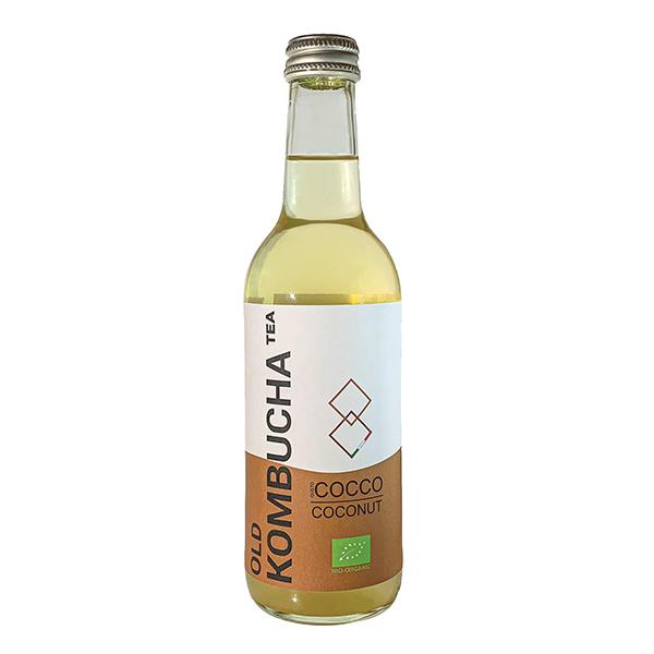 Bautura (ceai) Kombucha cu cocos Probios BIO - 330 ml imagine produs 2021 Probios