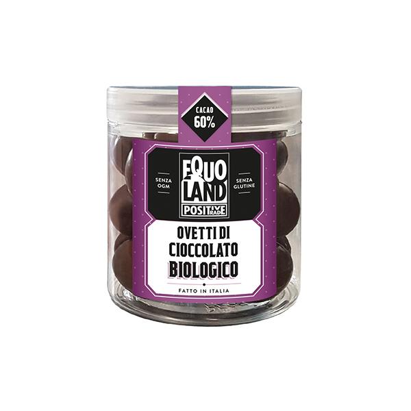 Oua de ciocolata neagra Probios BIO - 100 g imagine produs 2021 Probios