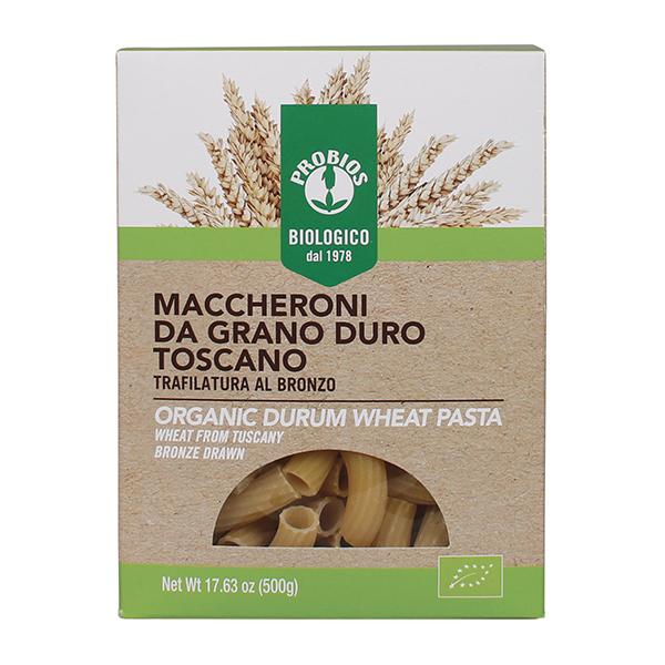 Paste macaroane Probios BIO - 500 g imagine produs 2021 Probios