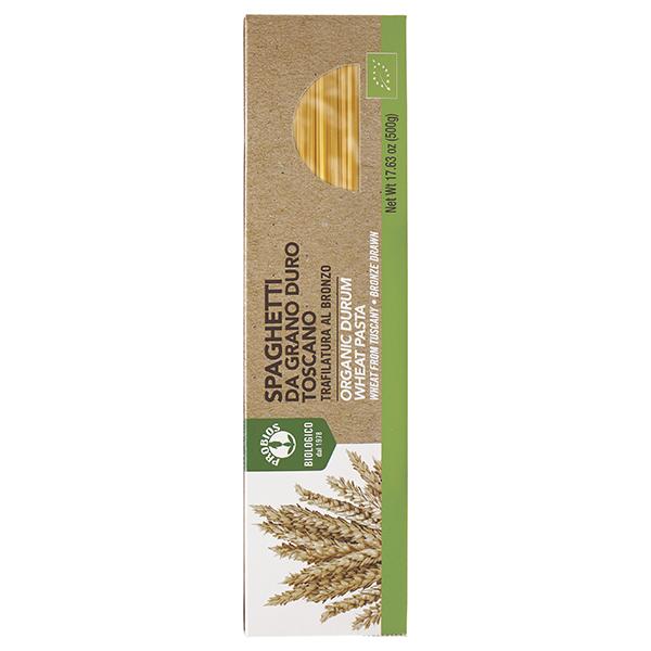 Spaghetti din grau durum Probios BIO - 500 g imagine produs 2021 Probios