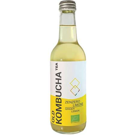 Bautura (ceai) Kombucha cu ananas Probios BIO - 330 ml imagine produs 2021 Probios