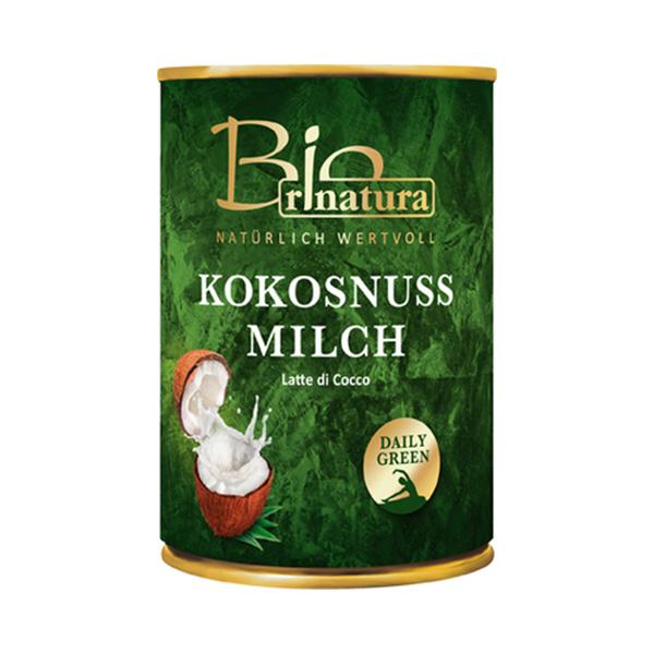 Bautura vegetala din nuca de cocos (fara gluten) BIO Rinatura - 400 ml imagine produs 2021 Rinatura